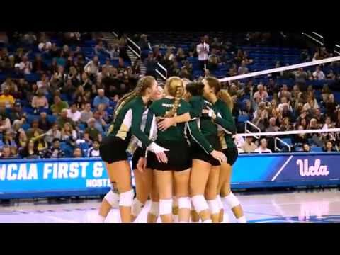 These 15 Big West Conference Volleyball Highlights Are Featured At The Beginning Of Home Games And Matches To Motivate The Cr Volleyball News Volleyball Sports