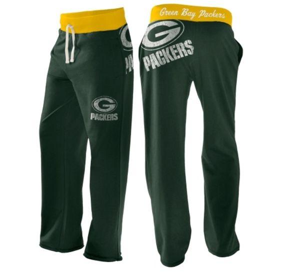 NFL Jerseys - Green Bay Packers Boyfriend pant | Clothes | Pinterest | Green Bay ...