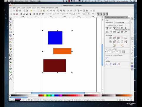 How to align things in photoshop