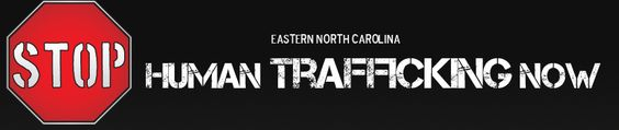 Stop Trafficking Now - Eastern North Carolina - works for advocacy and supplies toiletries to law enforcement for survivors. They also have a fair trade store!