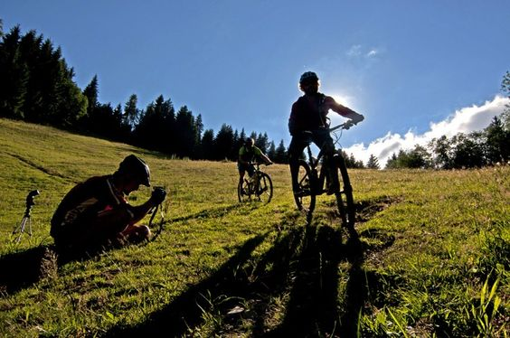 Fotografia e MTB: occhio al biker!