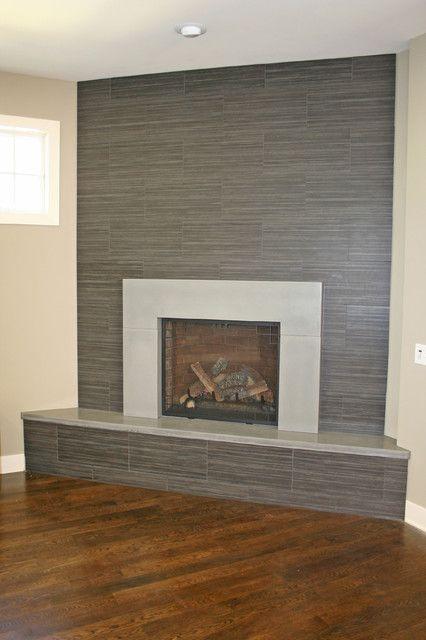 Modern Fireplaces Stone Fireplace - page 2