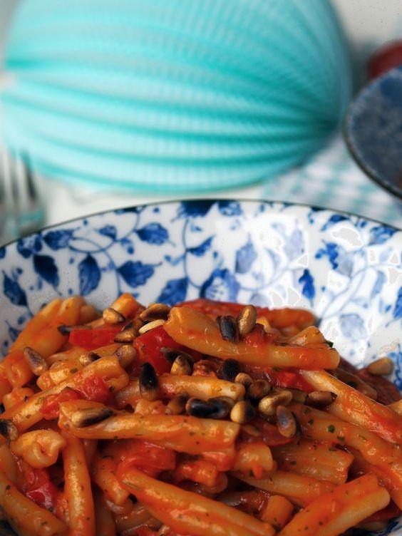 Sarah's Greenfield: 20-Minuten-Tomatensauce (2 Personen)