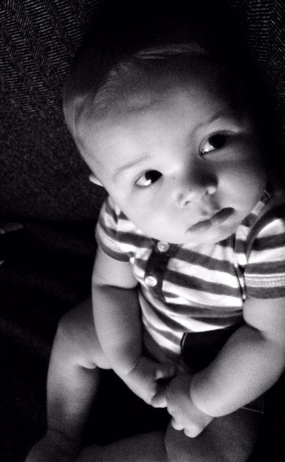 Baby boy beautiful