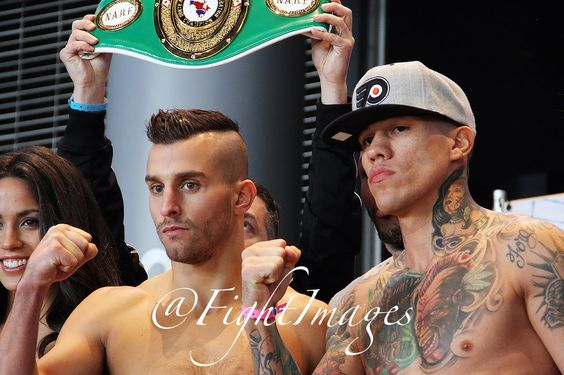 DAVID LEMIEUX VS. GABRIEL ROSADO OFFICIAL WEIGH-IN!!! ((VIDEO))
