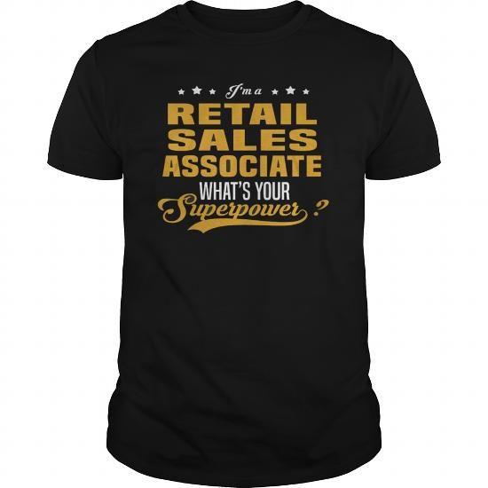 Best Retail Sales Associate-front shirt Job Shirts Pinterest - retail sales associate