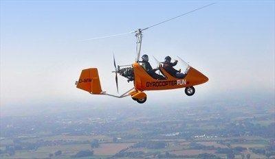 29 € -- Flugerlebnis im Leicht-Hubschrauber, statt 69 €