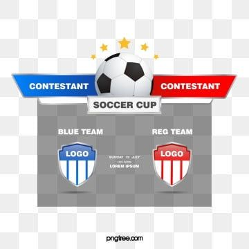Color Football Match Color Shield Battle Card Png And Vector With Transparent Background For Free Download Text Borders Free Graphic Design Football Background