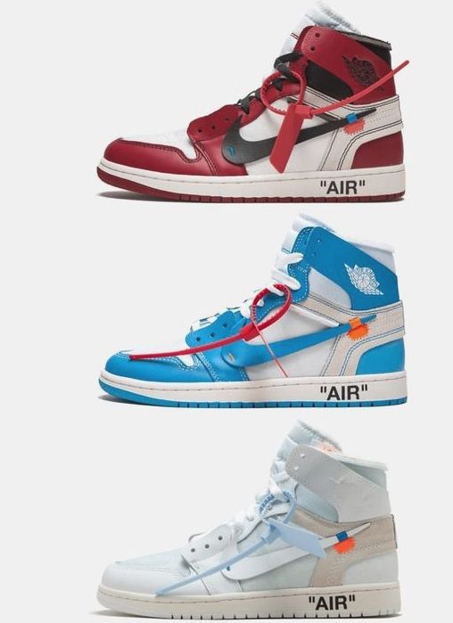 Air Jordan 1 X Off White Hypefashion Instagram Hypefashionnet