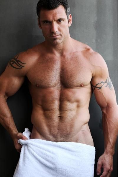 """Our very first hunk...Thomas """"Tommy"""" Tucker!"""