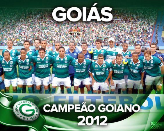 Campeão Goiano - 2012