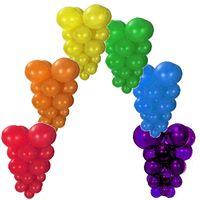 Luftballonshop Berlin-6 Luftballontrauben inklusive Lieferung nach Berlin von Montag bis Freitag.