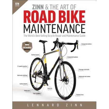 Books Road Bike Bicycle Maintenance Bicycle