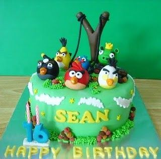 loads of angry birds food ideas