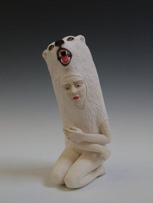 Tu Recepcja Crystal Morey Crystal Morey Takes Inspirations Bear Totem Totem Bear