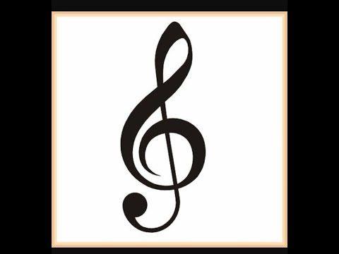 Resultado De Imagen Para Dibujar Una Nota Musical Paso A Paso Notas Musicales Imagenes Para Dibujar Musical