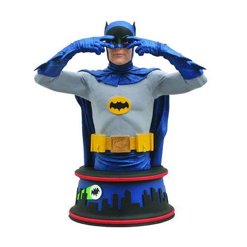 BLOG DOS BRINQUEDOS: Batman 1966 TV Series Mini-Bust