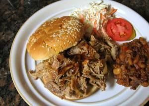 12 Awesome Pulled Pork Recipes For Your Slow Cooker or Oven: Pulled Pork Sandwiches