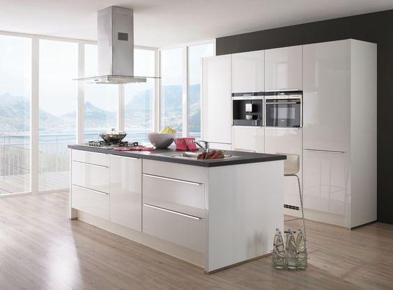 Classicküche #küche #einbauküche #kücheninsel www.kueche co.de ...
