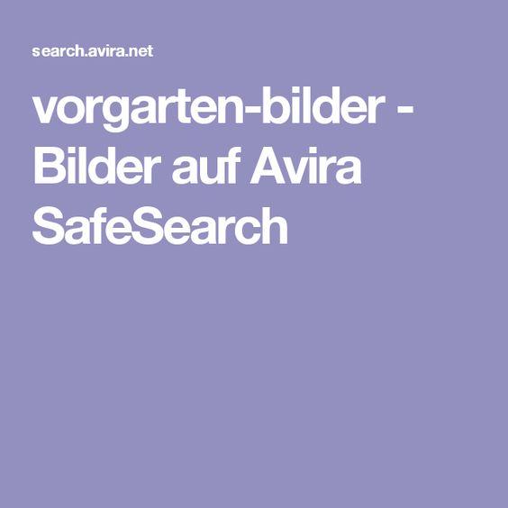 vorgarten-bilder - Bilder auf Avira SafeSearch