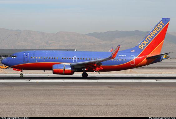 N718SW Southwest Boeing 737-700