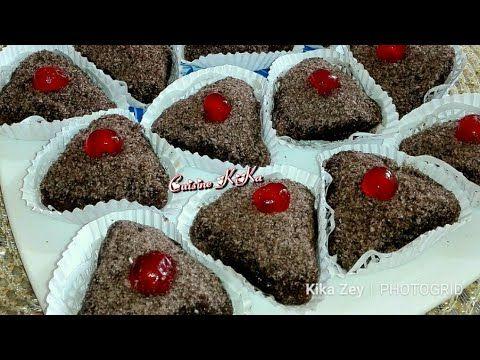 حلوى القطيفة الخفيفة سهلة و اقتصادية Youtube Desserts Food Brownie