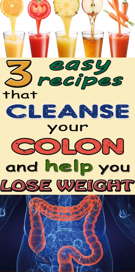 Easy Colon Cleaner: Easy Recipes, Weights And Colon Cleansers On Pinterest