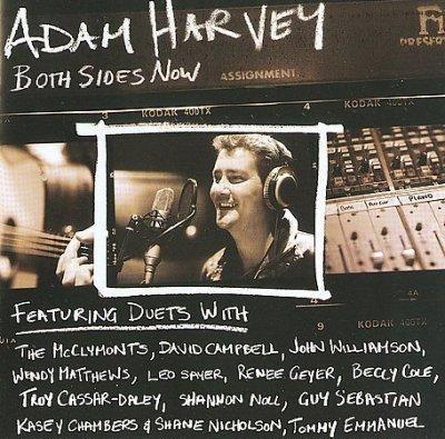 Adam Harvey - Both Sides Now, Silver
