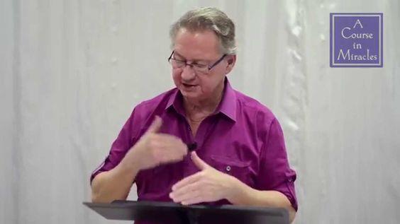 Jon Mundy ACIM Chapter 14, Lecture 17 (11/9/14)