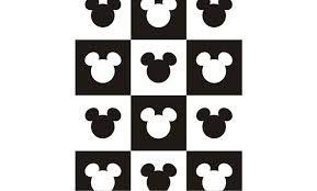 Resultado de imagem para adesivo de azulejo de cozinha  do mickey