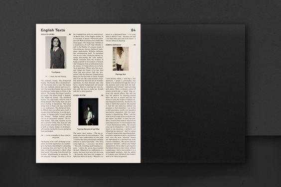 AuRevoir Magazine SS'14  by Think Work Observe