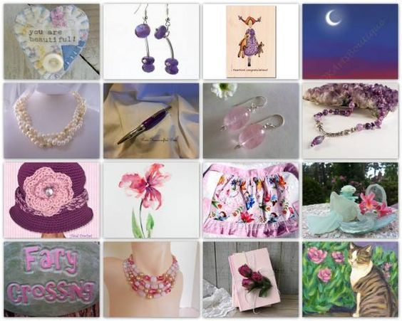 beautiful Etsy treasury~ You Are Beautiful