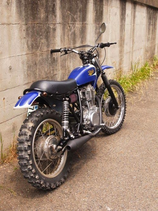 Yamaha SR VMX by BratStyle