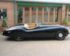 1950 Jaguar XK120 Roadster 3.4 Litre