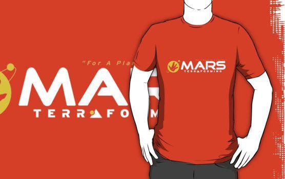 Mars Terraforming (Total Recall) by Captain RibMan