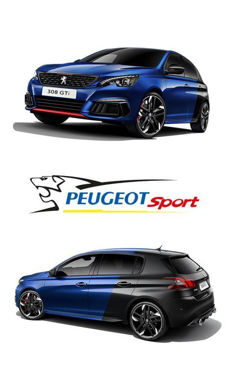 Peugeot 308 Gti By Peugeot Sport Motor 1 6 Thp Potencia 270 Cv