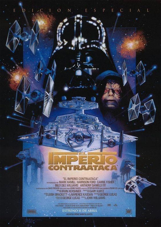 La guerra de las galaxias. Episodio V: El imperio contraataca (1980) - Ver…