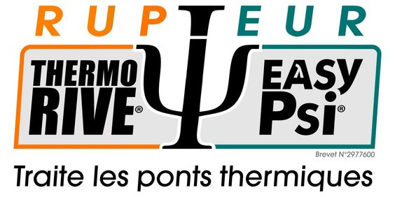 ThermoRive et EasyPsi : une solution optimale pour rompre les ponts thermiques