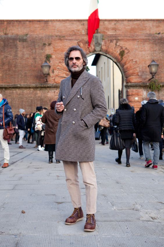 PITTI UOMO SNAP by BEAMS の画像|ELEMENTS OF STYLE