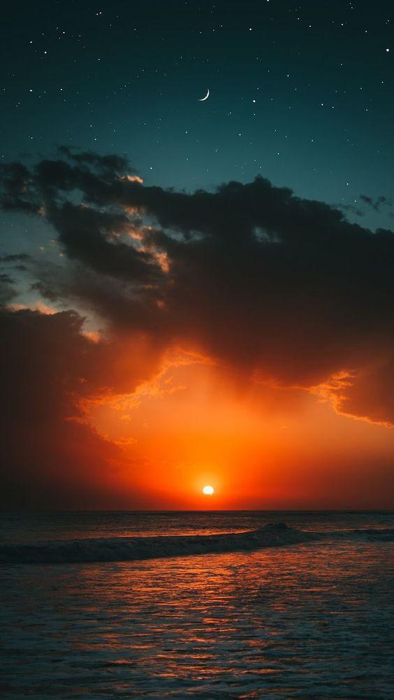 Sunset beach wallpaper - #beach #sunset #wallpaper