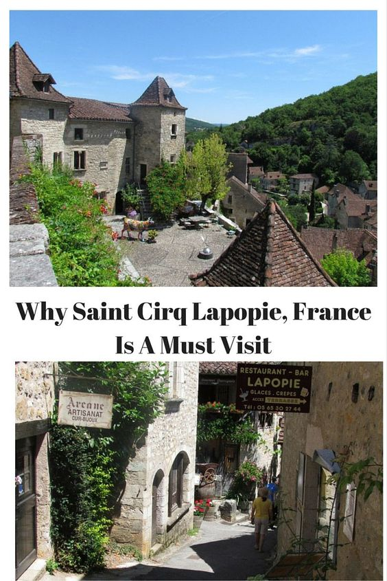 """Having never heard """"Les Plus Beaux Villages de France"""", which is an official title by the way simply meaning,""""The most beautiful villages of France"""", we were understandably perplexed. We had inadvertently stumbled upon one of the villages recognized for their incomparable beauty and charm.:"""