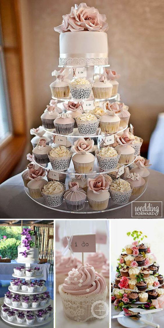 wedding cake and cupcake ideas the world s catalog of ideas 21729