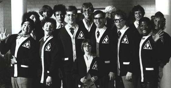 revenge of the nerds   Vingança dos Nerds (Revenge of the Nerds, 1984)