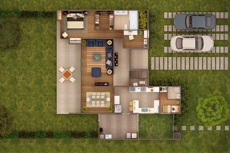 Condominio Monte Verde, Colina   Pabellón de la Construcción - Toda la oferta inmobiliaria en un solo portal