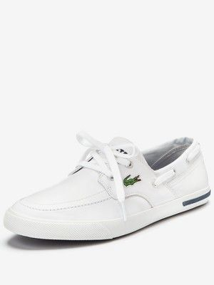 Lacoste for Men Newton Dark Blue Boat Shoe #PintheCroc | Pin the ...