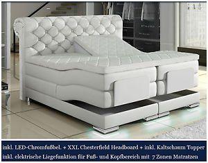 Authentisch Boxspringbett Elektrisch Poco Bed Furniture Home Decor
