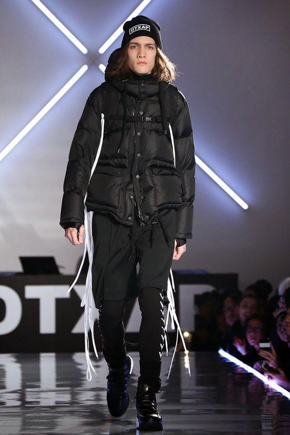 Onitsuka Tiger X Andrea Pompilio Fall Winter 2015 Otoño Invierno #Tendencias #Trends #Menswear #Moda Hombre Tokyo Fashion Week