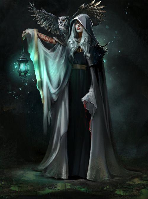 Enchantress by Julia Kovalyova: