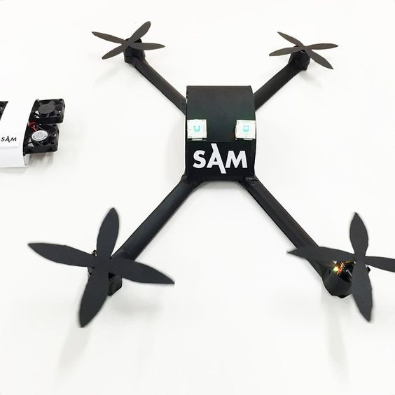 For #BBC School Report we built a model #Quadcopter, powered by #SAM building blocks to show students how they fly and how to #code movement. You too can build awesome things with SAM building blocks and SAM app. www.samlabs.me #edtech #DIY #electronics #coding