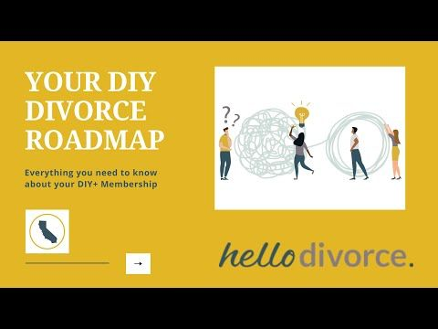 How To Get A California Diy Divorce With Hello Divorce S Fill In The Blank Divorce Paperwork Through Our Divorce Navigator In 2020 Divorce Diy Divorce Divorce Process